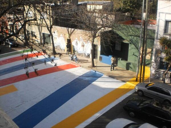 Casa FOA 2011: Piso Rayado - Clorindo Testa / Adriana Piastrellini