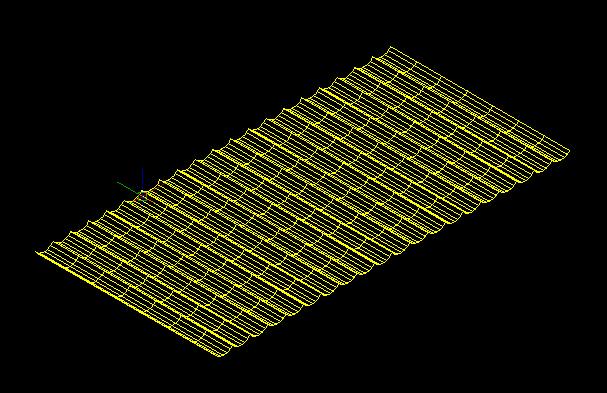 [討論] 改變線型然後擠出  線變回直線 02