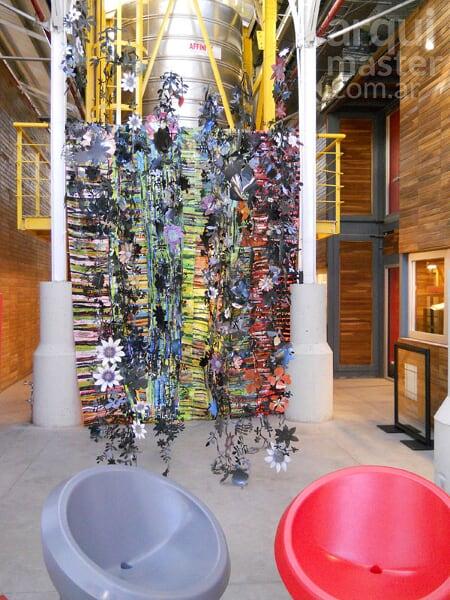 Casa FOA 2011: Adaptación, jardines urbanos verticales - Mercedes Castro Corbat