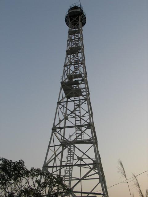 淡水港燈塔