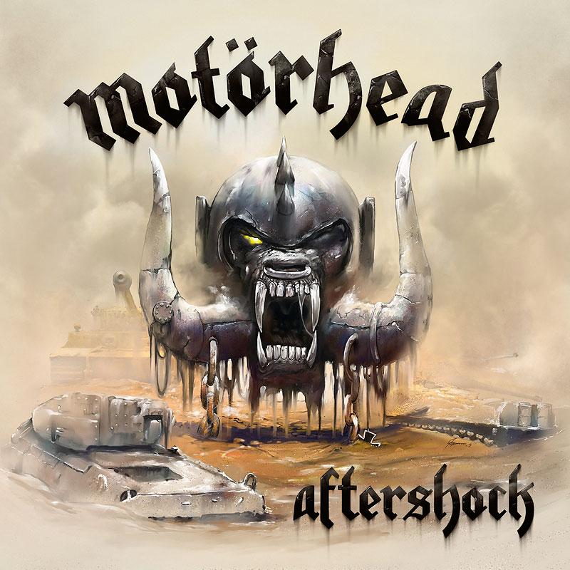 Motörhead - Aftershock (2013)
