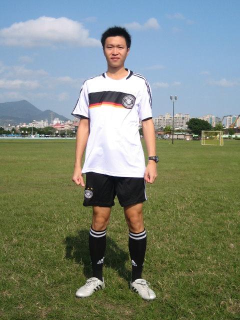 德國隊主場足球衣