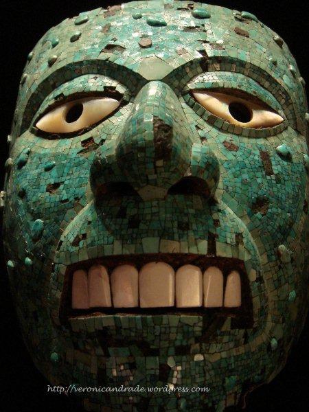 Máscara Asteca - Museu Britânico