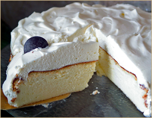 вкусный торт со взбитыми сливками рецепт с фото