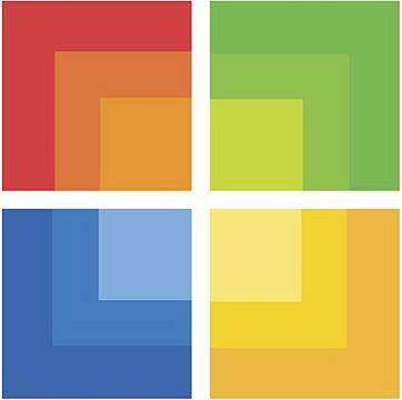 Microsoft Store icon logo