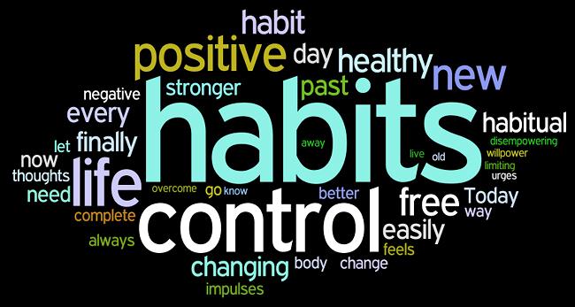 habits affirmations wordle