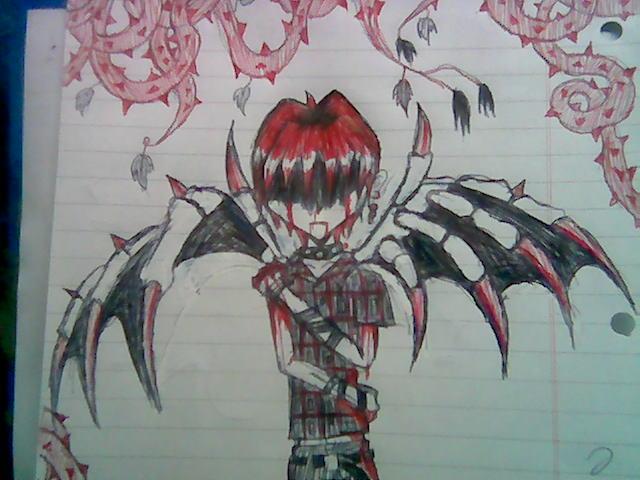 Imagenes de emos dibujados a lapiz - Imagui