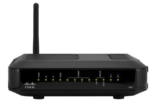 Modem Cisco DPC/EPC 2425