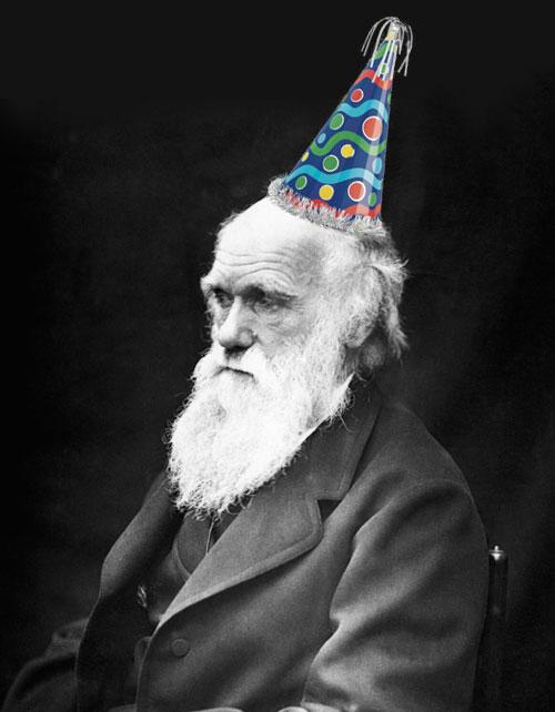 Charles Darwin's Anniversary