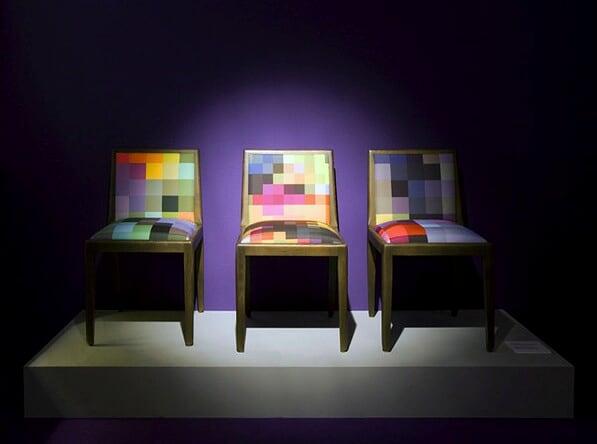 Mobiliario Pixel - Cristian Zuzunaga