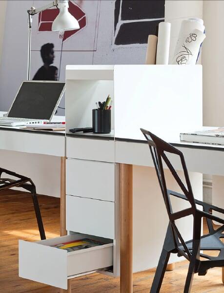 Tray, la mesa de trabajo de Pedro Feduchi