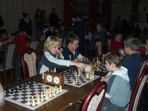 Schulschach-Cup Einzel 2007 Neustrelitz