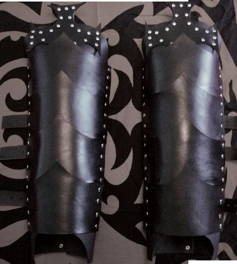 Armure Épique ! -Griffe Du Dragon Noir- P1030787