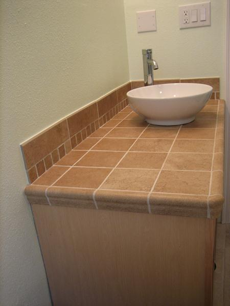 Countertop Outlet Store : Sealing Grout on a Countertop Gilles Outlet