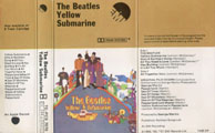 Yellow Submarine UK Cassette Inlay