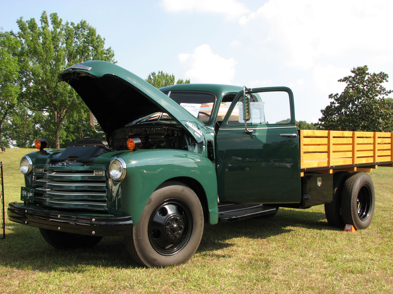 1950 Chevrolet 6400 http://theautolounge.net/lounge/index.php?topic ...