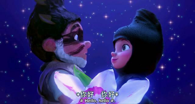 吉诺密欧与朱丽叶 2011 动画片票房冠军