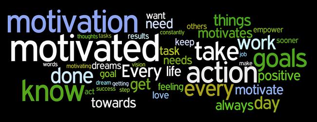 motivation affirmations wordle