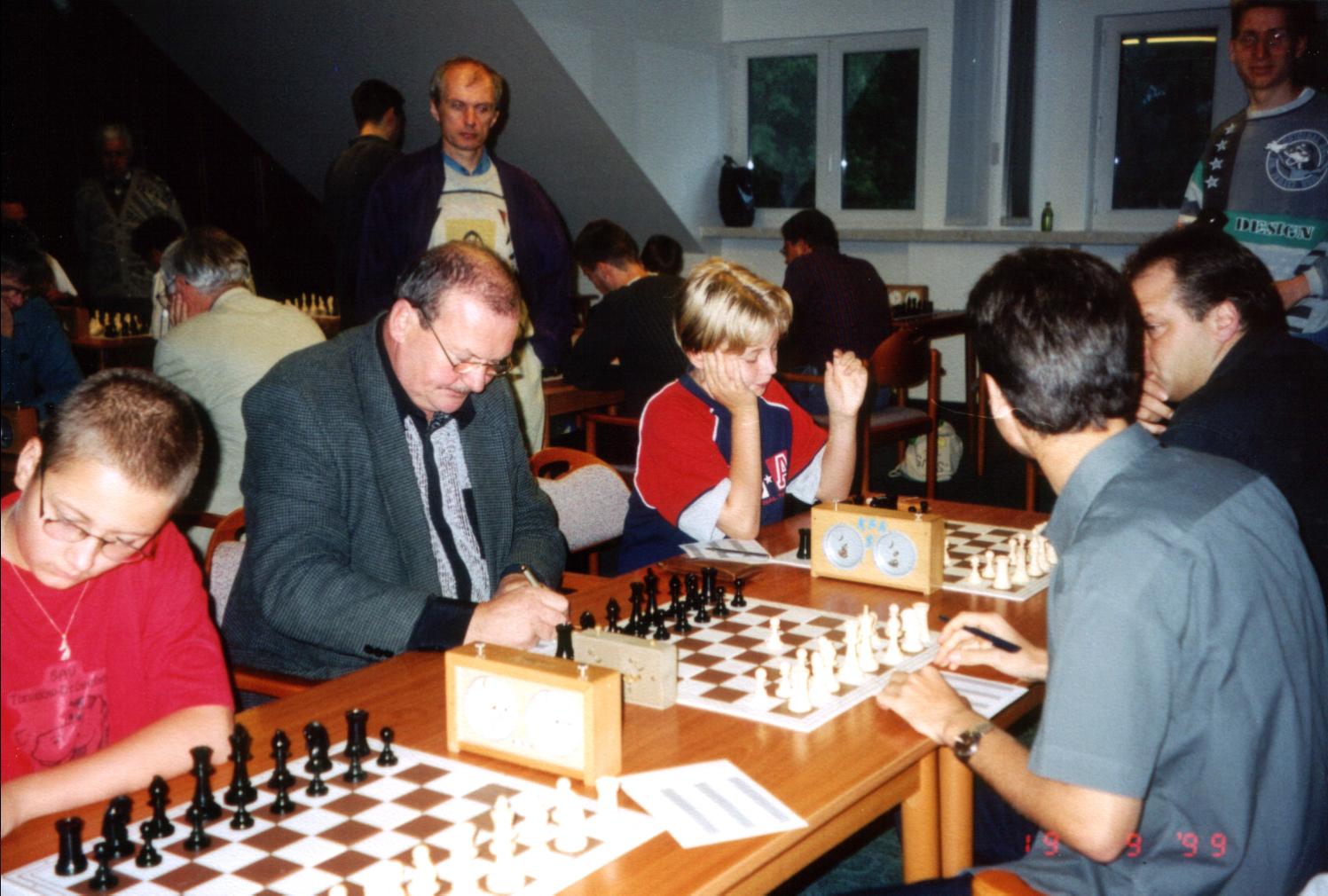 3. Tierpark-Schach-Open 1999