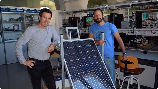 Una tesis de la UPCT consigue prolongar la vida de las baterías fotovoltaicas