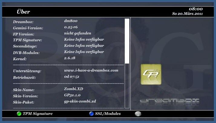Skin E2-Zombi.XD For GP3
