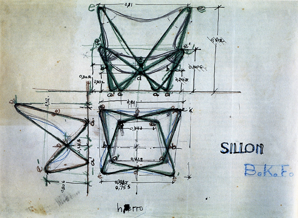 Silla BKF - Grupo Austral