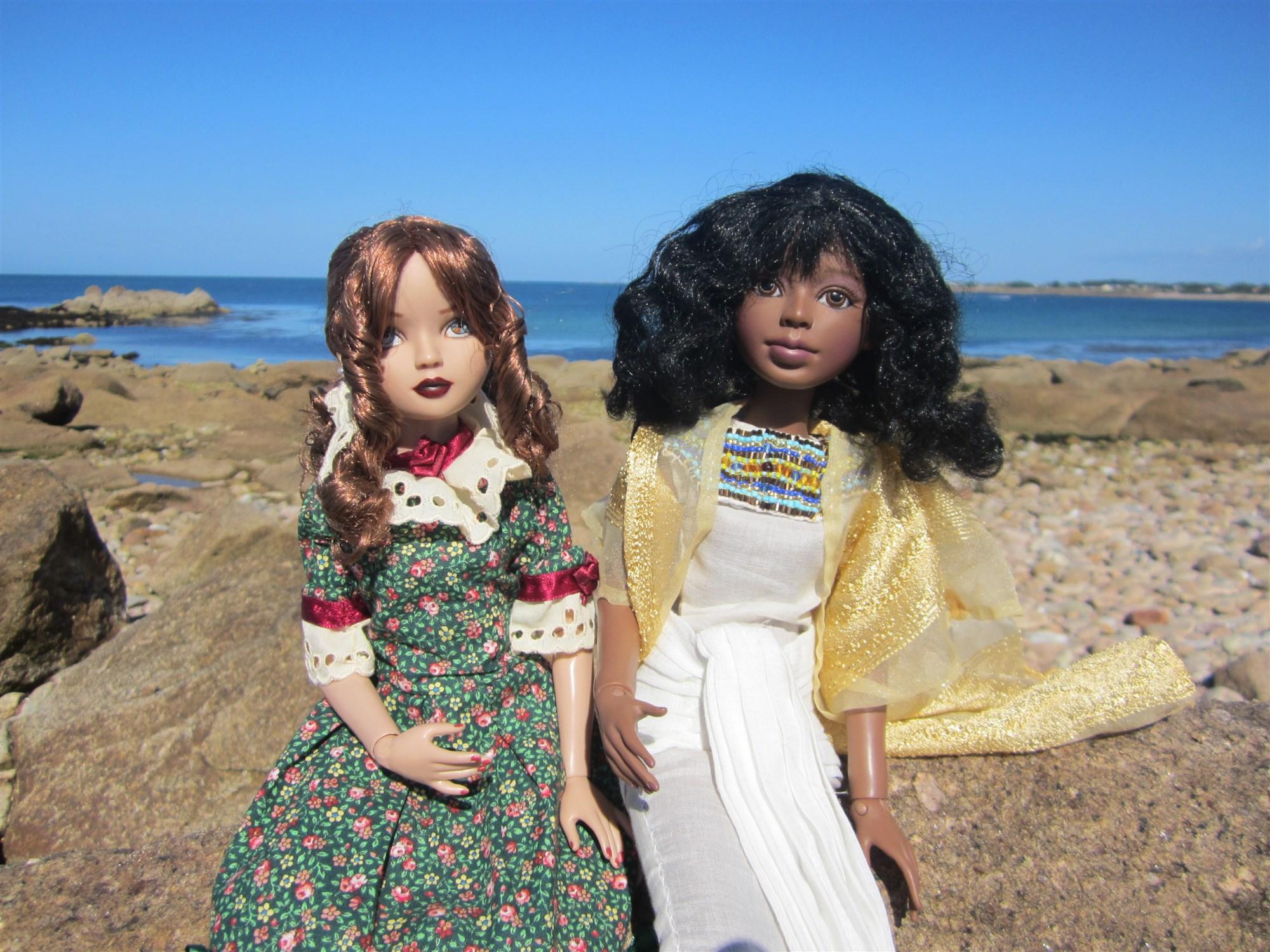 THEME DE JUILLET AOUT 2013 : ELLO et ses amies en vacances  IMG_1901