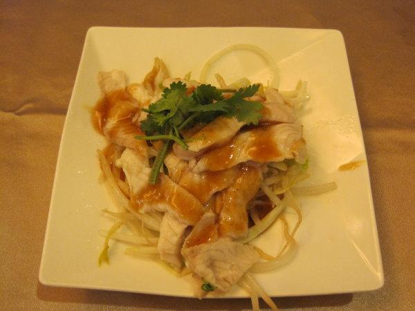 鱘龍魚套餐