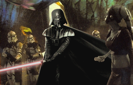 Vader Helped The Empire Hunt Down And Destroy The Jedi Knights