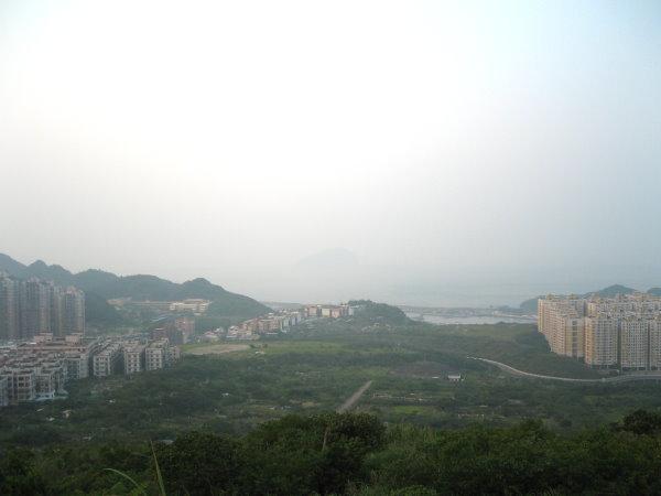 五坑山砲台