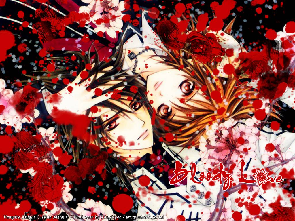 Wallpapers de Vampire Knight