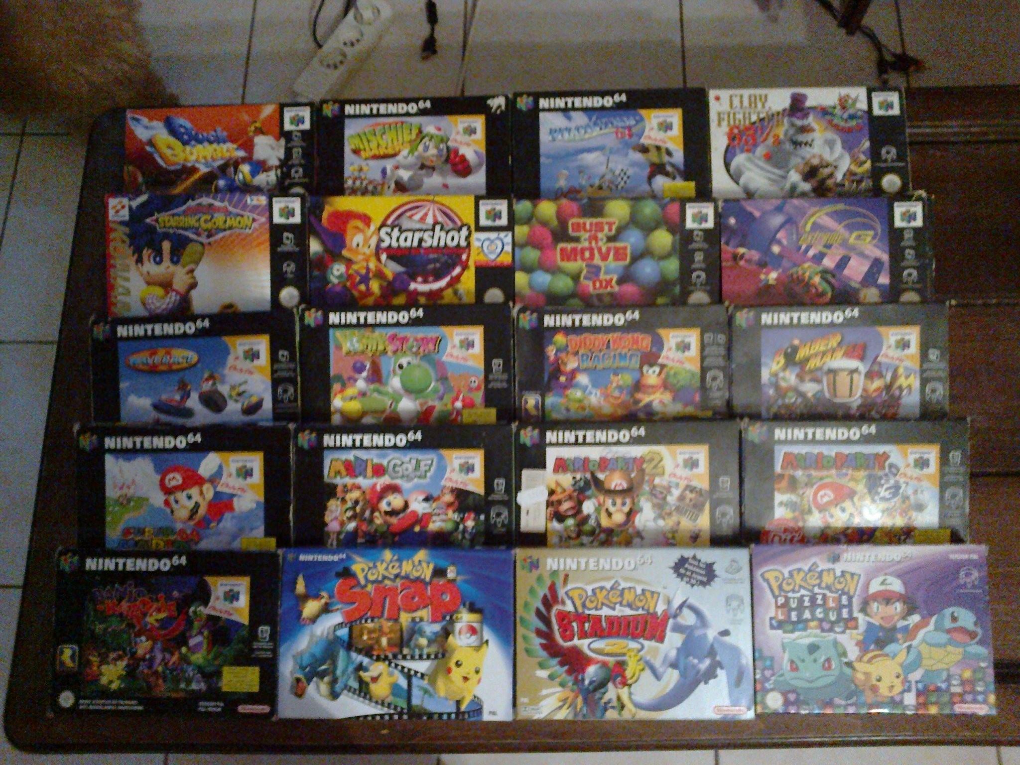 Ma Collection de Jeux vidéo Jeux%20N64