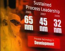 Intel, verso i 32 nm