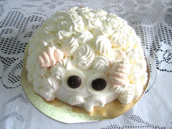 綿羊芋頭蛋糕