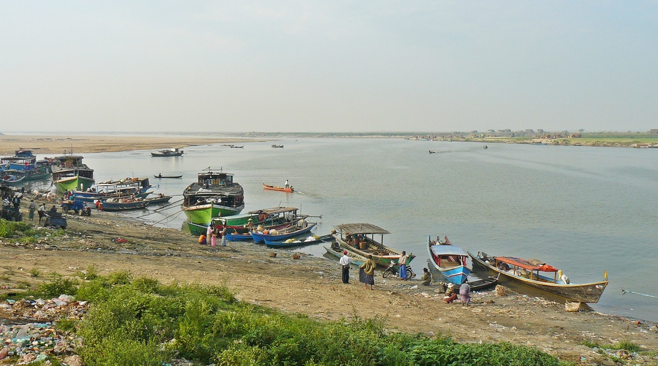bhamo,birmania,irrawaddy,foto di viaggi
