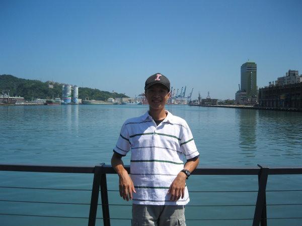 基隆港碼頭