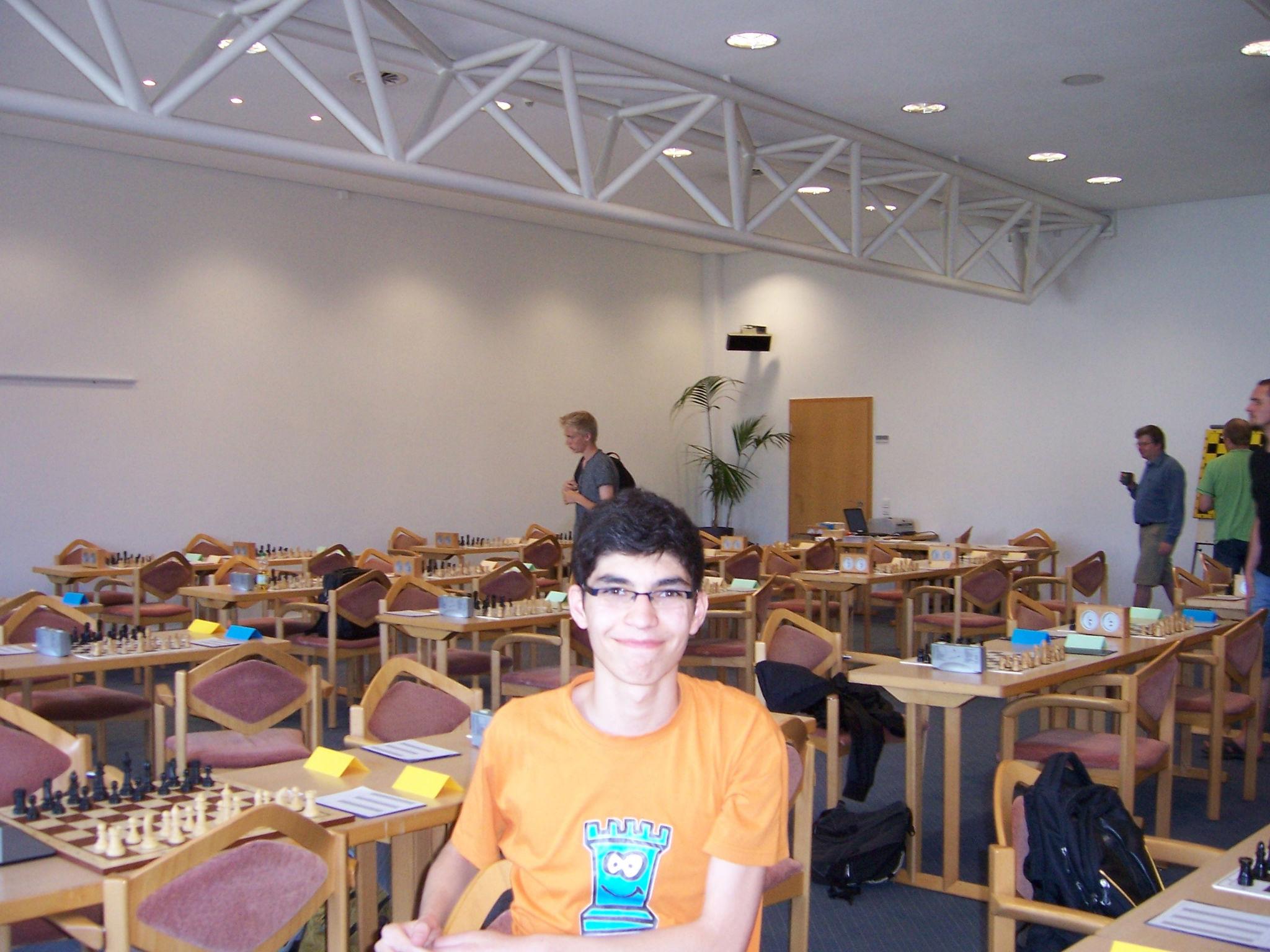 Open des SSC Rostock 07 2012 (Teil 1)