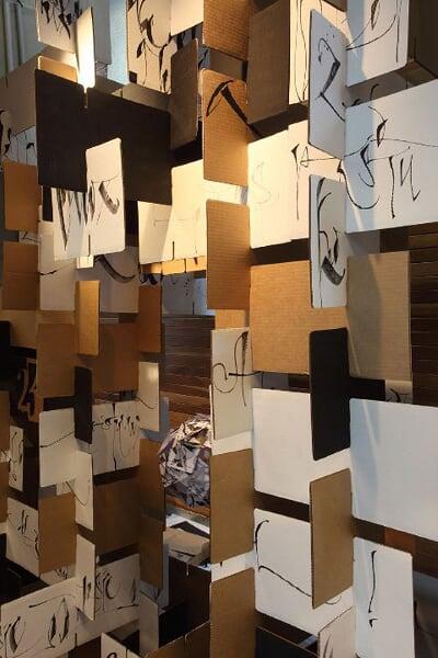Casa FOA 2011: Calle de las letras - Silvia Cordero Vega