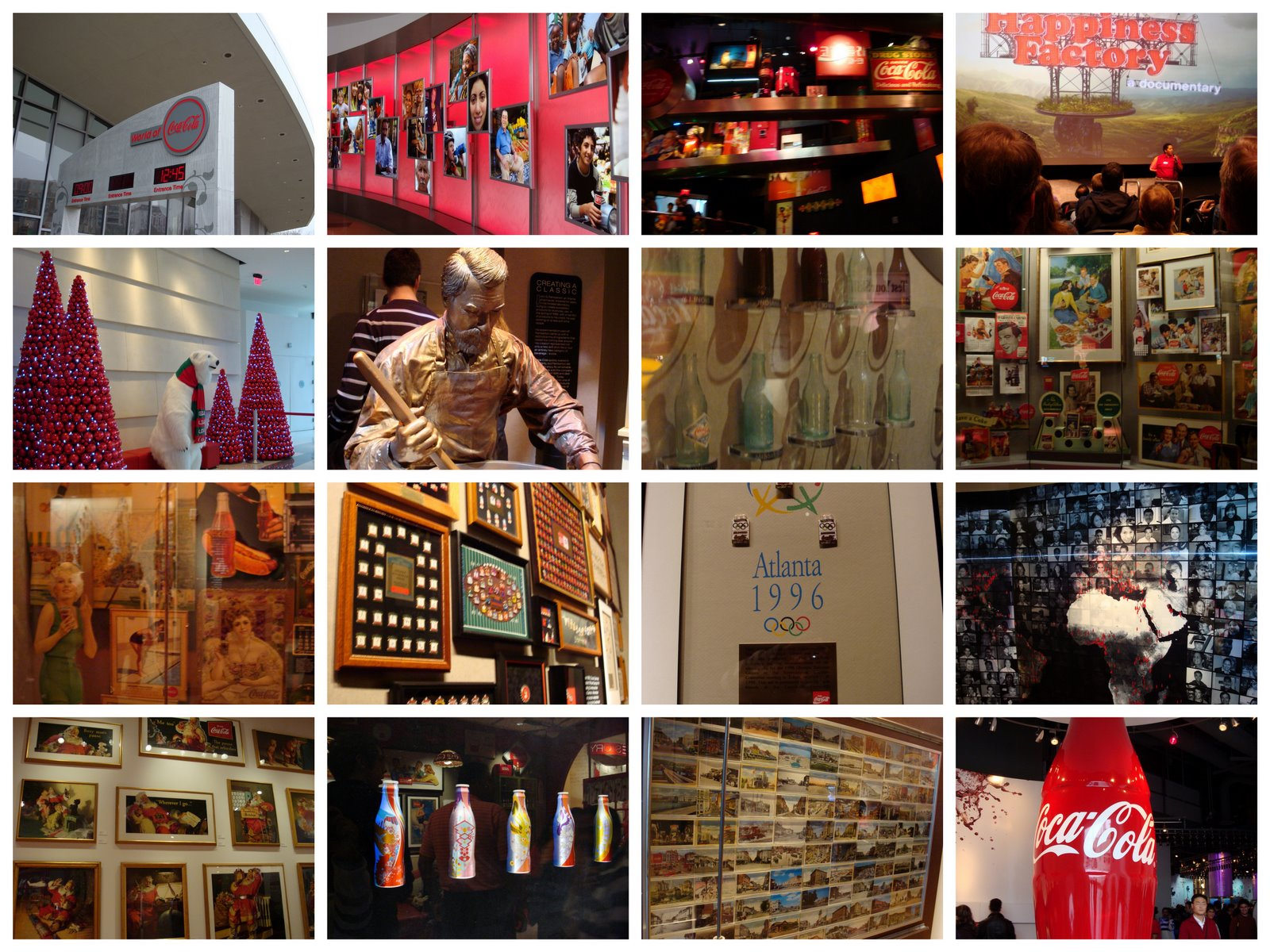 Coca Cola World