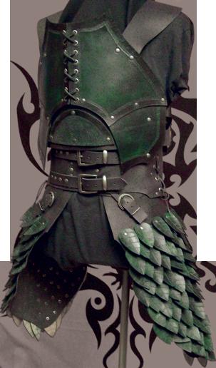 Armure Épique ! -Griffe Du Dragon Noir- Armure-druide.2