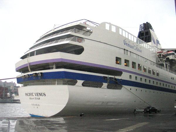 太平洋維納斯號