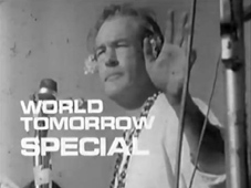World Tomorrow Special - LSD