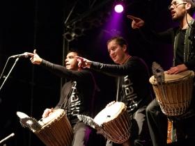 TIPC台北國際打擊樂節 -(西班牙)大鼓打擊樂團