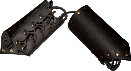 Armure Épique ! -Griffe Du Dragon Noir- Petit-Bracer-A-1