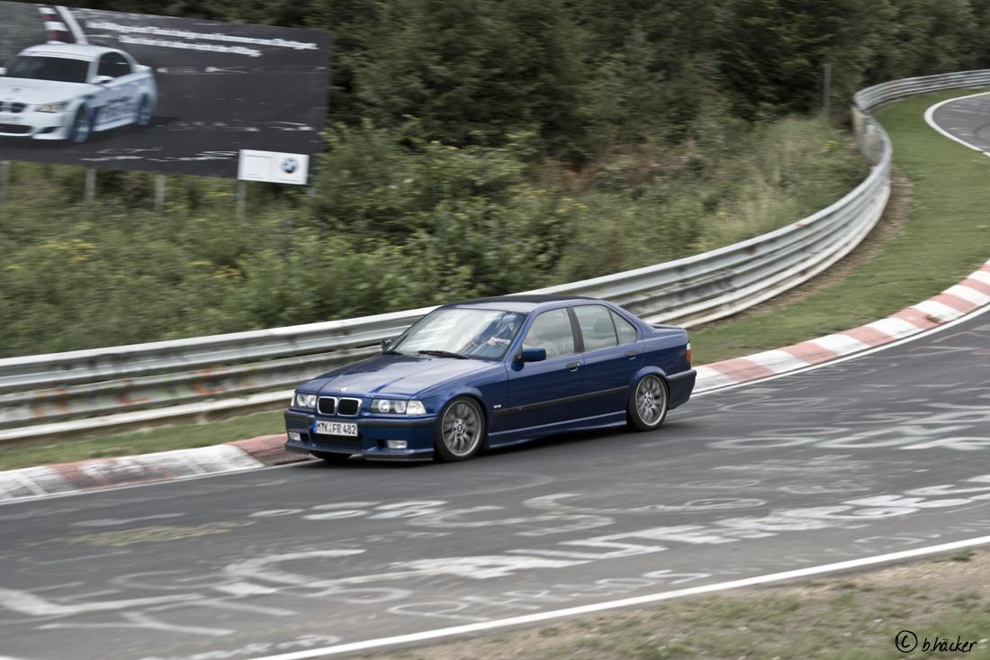 """Avusblaue Limo """"Sport Edition"""" - 3er BMW - E36"""