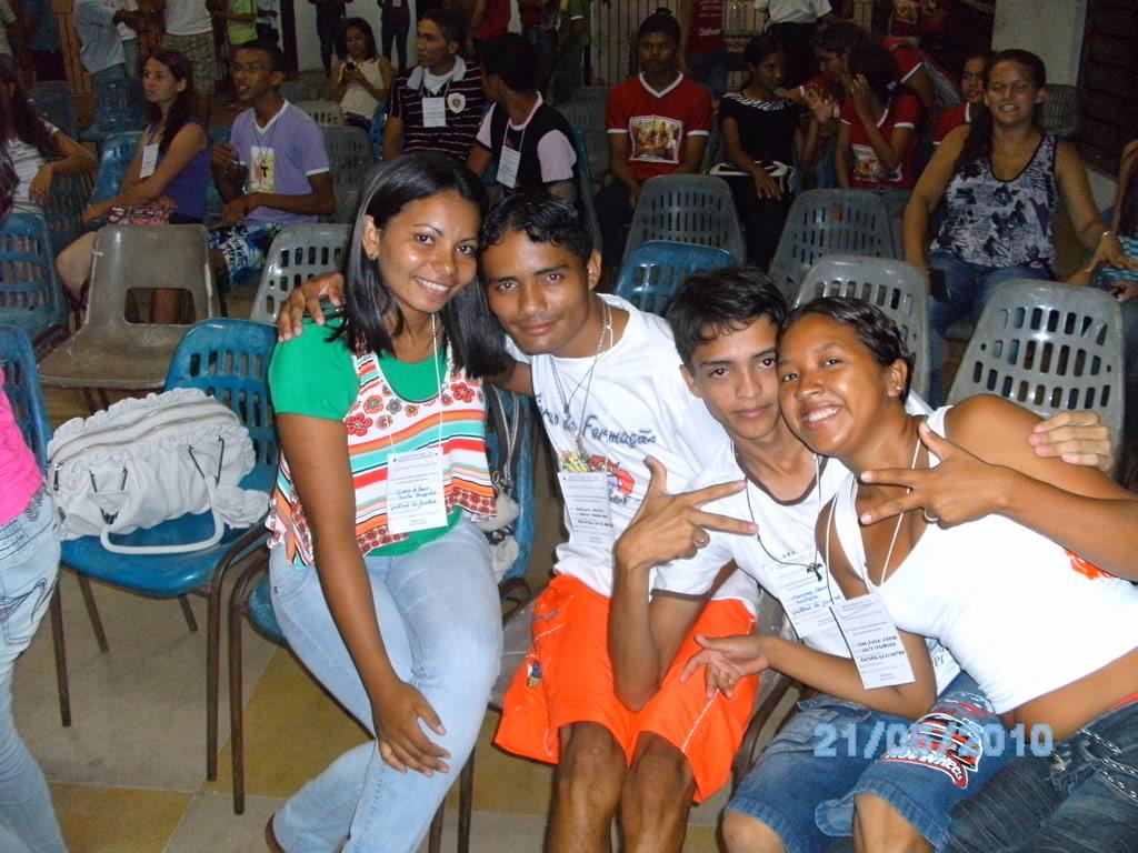 IMAGEM - II Congresso Diocesano do Setor Juventude