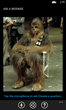 Ask a Wookiee Screenshot 1