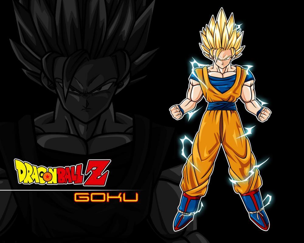 Todas las Fases de Goku y Vegeta (Fusiones)