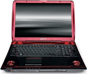 Toshiba notebook triple GPU