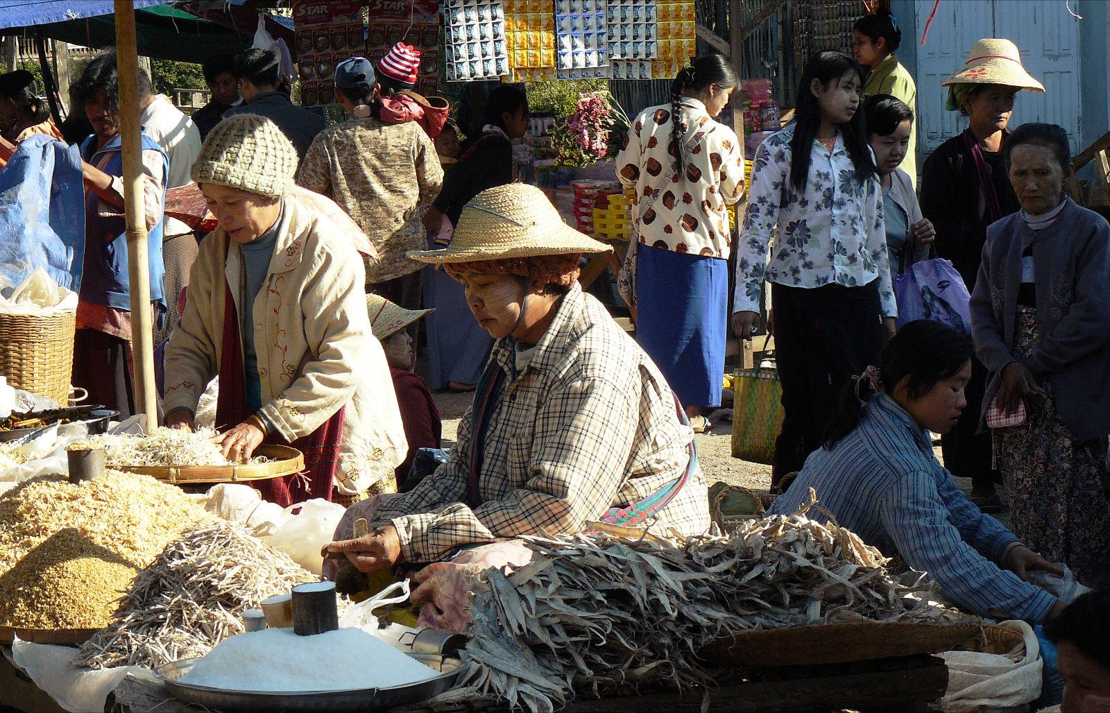 kalaw,birmania